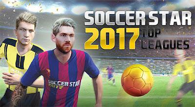 Soccer Star 2017 Mod Apk