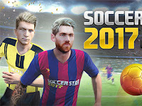 Download Soccer Star 2017 Top Leagues v0.3.7 Offline MOD APK Unlimited Money Terbaru