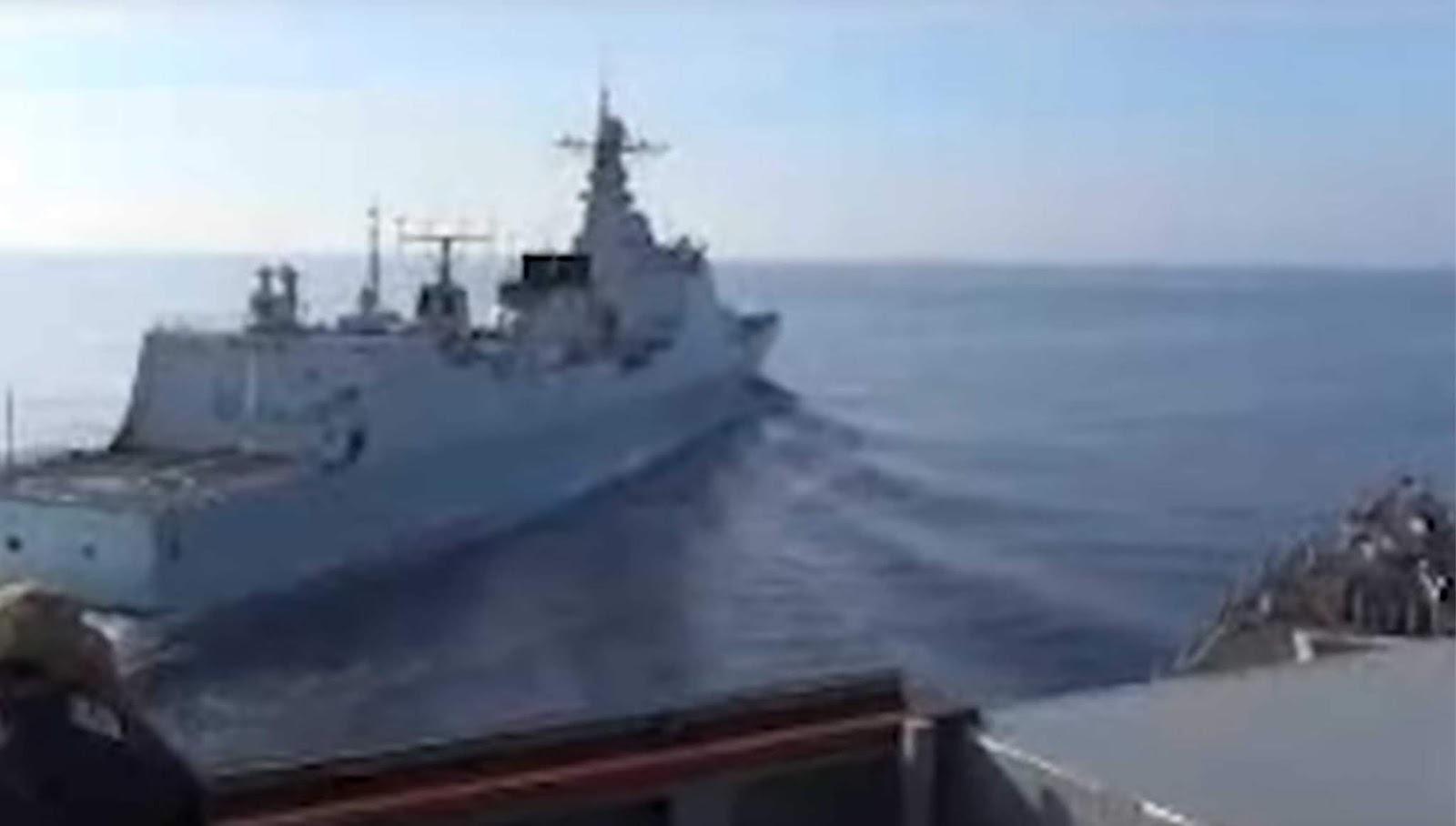 Pence menyatakan bahwa seharusnya tidak ada kekaisaran dan agresi di wilayah Indo-Pasifik