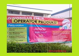 Upgrade Terbaru 2020 Lowongan Perusahaan Pabrik PT Mattel Indonesia