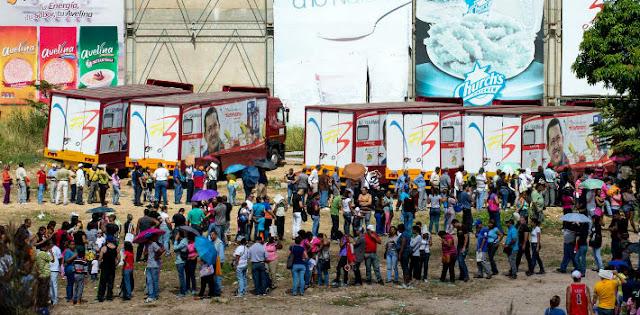 """Megaelecciones"" en Venezuela: Resistir la farsa hecha sistema"