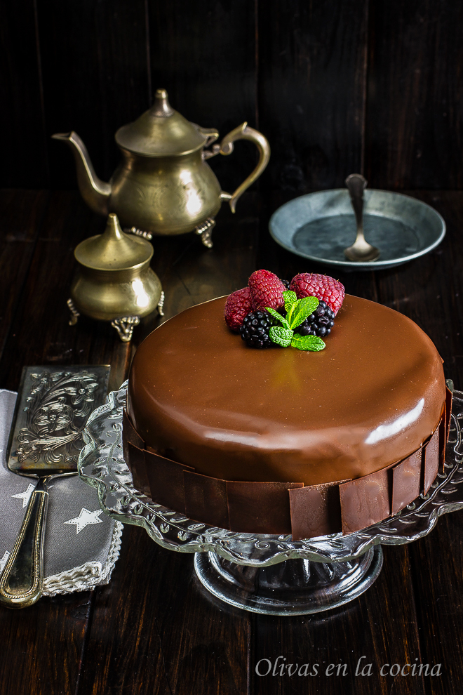 Tarta Gianduja Real