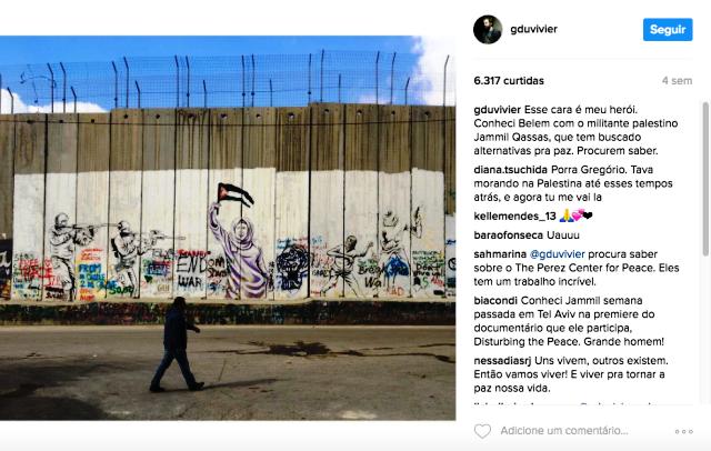 A vergonha do Muro da Segregação, do racismo