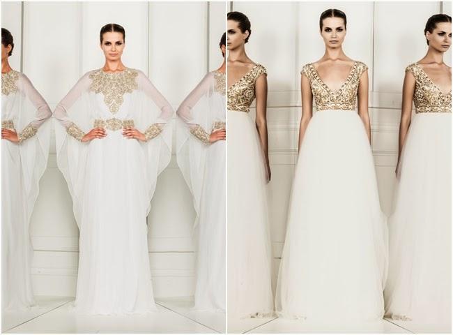 Zuhair Murad white long beutiful dresses