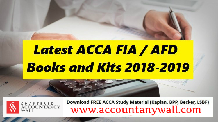 bpp acca books free download 2019
