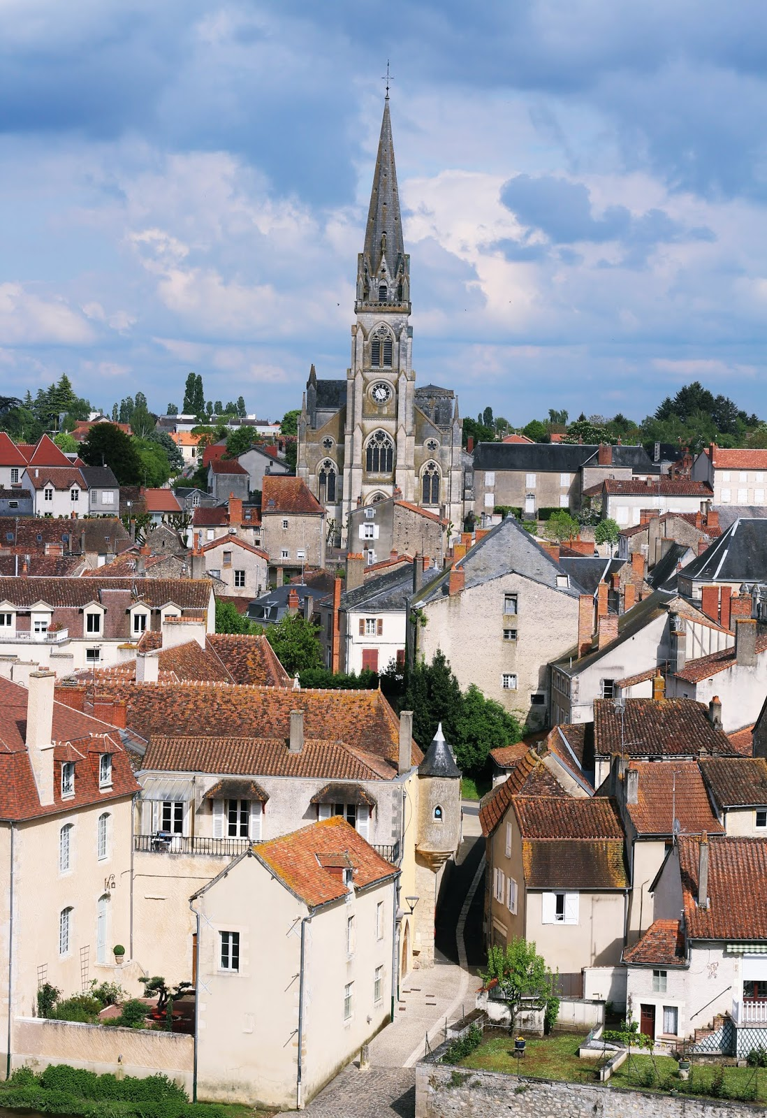 igreja vista