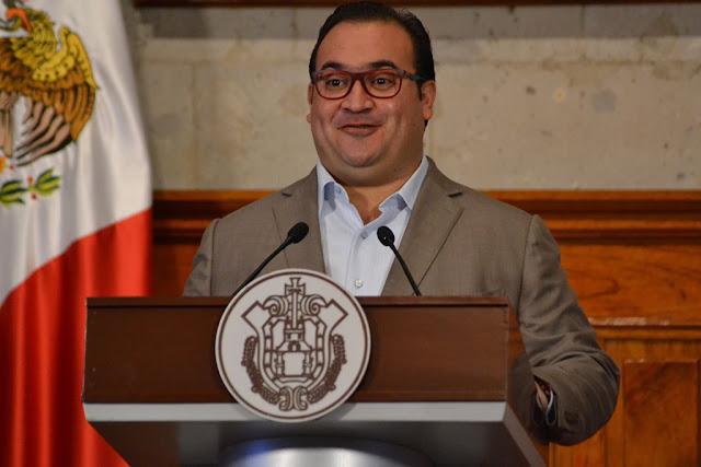 La Haya admite denuncia por crímenes de lesa humanidad contra Javier Duarte; En México casi lo liberan