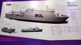 Strategic Sealift Vessel (SSV) 123 meter