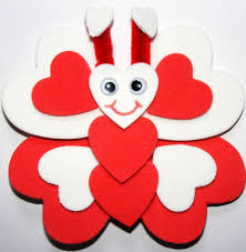Cute Valentines Day Crafts