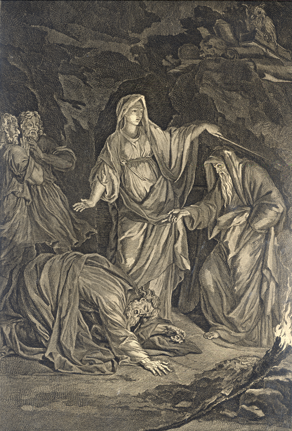 Reflection - King Saul and the Witch of Endor, posted on Sunday, 22 May 2016