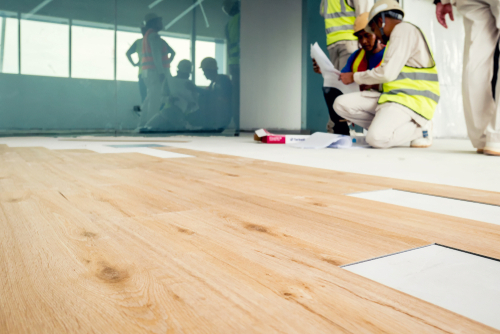 If you are planning to replace the floor of your office with some suitable flooring option then many flooring options may come into your mind like the owner ... & Laminate Flooring: Why Laminate Flooring Is Best For Your Office