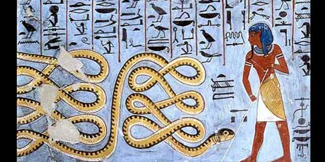 Ancient Egypt snake venom