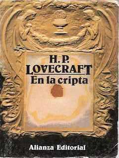 En la cripta / H.P. Lovecraft