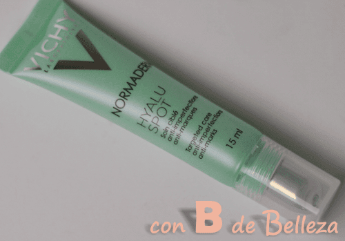 Review Hyaluspot Vichy