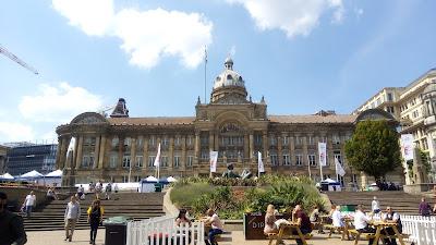 Victoria Squareのフード・フェスティバル外観写真
