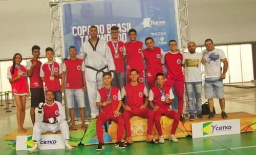 Copa do Brasil de taekwondo 2018
