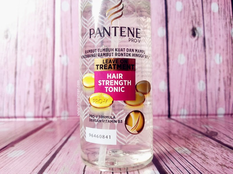 Pantene Pro-V Hair Strength Tonic