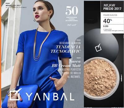 yanbal catalogo 3 2017 MX