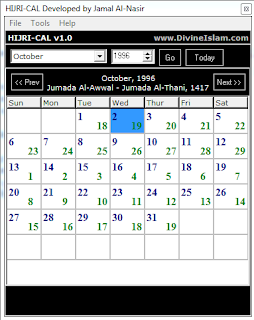 Download Software Kalender Hijriah Portable Untuk Desktop