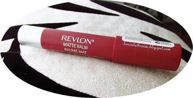 Revlon Colorburst Matte Balm - Sultry Sulfureuse