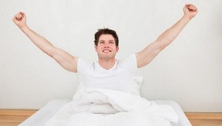 Bangun Pagi Semangat