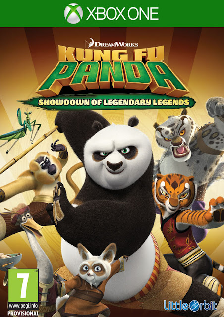 Kung Fu Panda Showdown Of Legendary Legends Download Cover Free Game