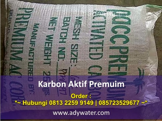 Jual Karbon Aktif Premium Davao Filipina