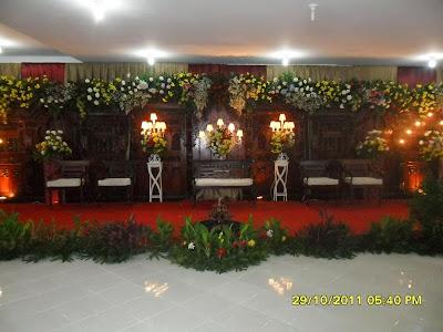 Gedung Pernikahan di Jakarta House of Eva