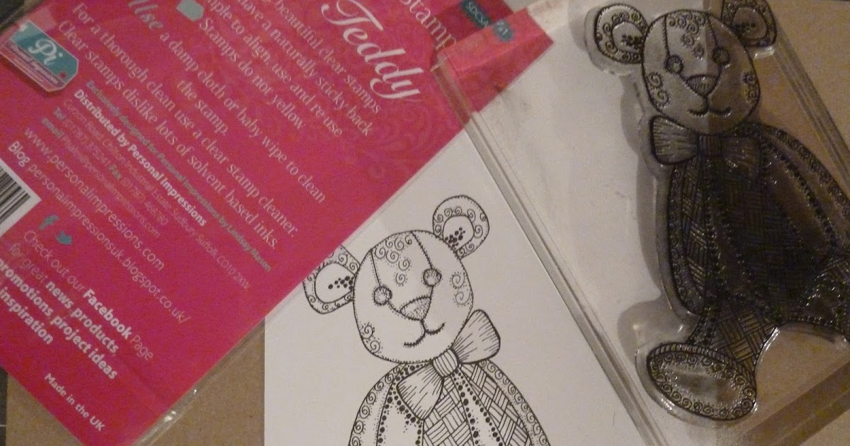 New Lindsay Mason Clear Stamps Random Thoughts