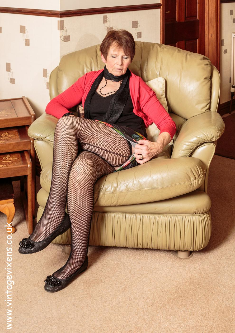 Archive Of Old Women Older Woman-8754