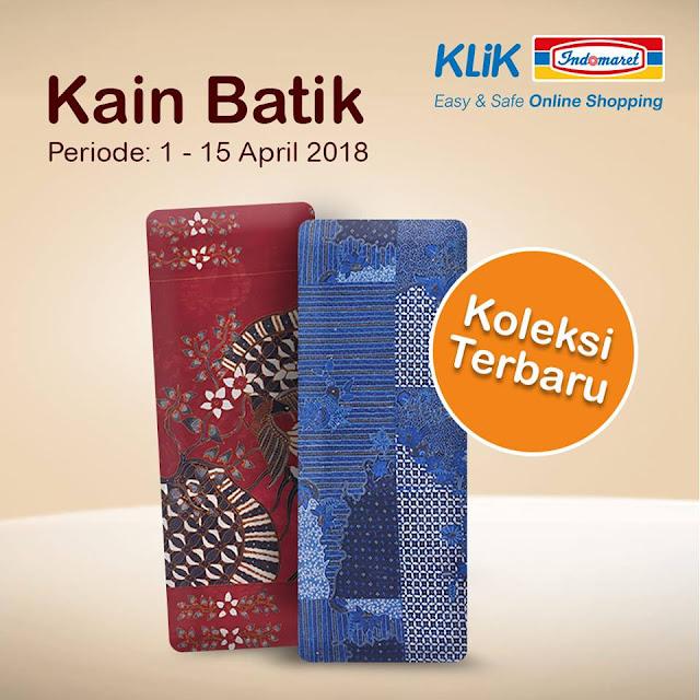 koleksi terbaru kain batik