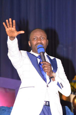Apostle Suleman To Christians: Shun Critics, Appreciate Pastors