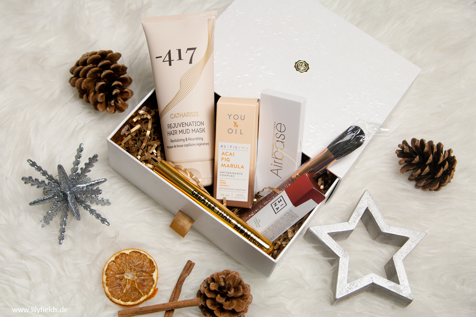 Glossybox - Christmas Special Box
