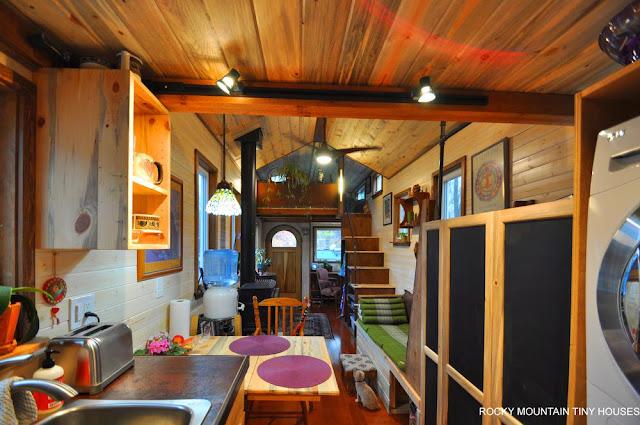 Red Mountain, Rocky Mountain Tiny Homes
