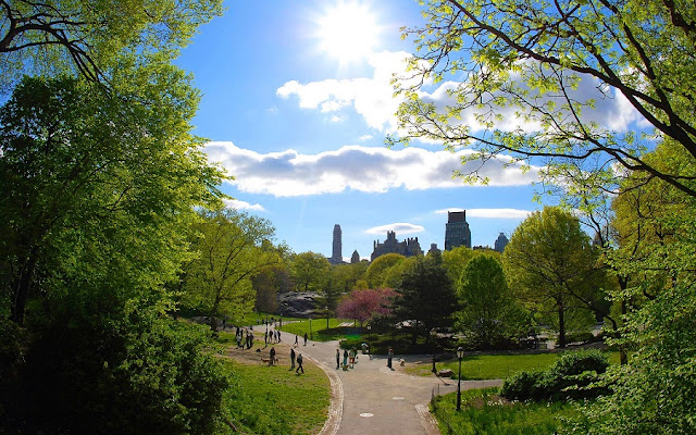 Central Park em Nova York