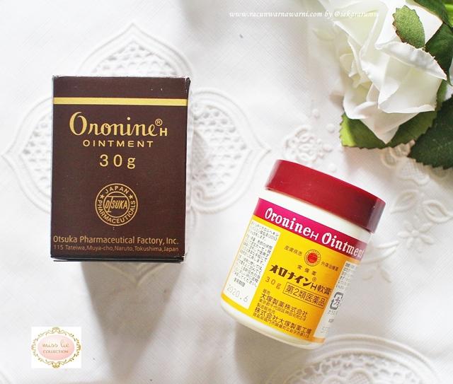 Racun Warna-Warni: [Review] Oronine H Ointment