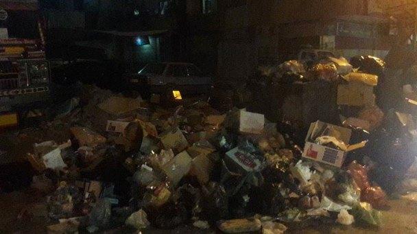 رئيس بلدية جرمانا: سجن متعهد النظافة لأنه المسؤول عن تفاقم مشكلة القمامة!