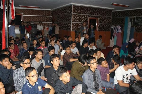 Antusias Masisir dari Maba, Aktivis hingga Presiden dalam Konser LSGP Night