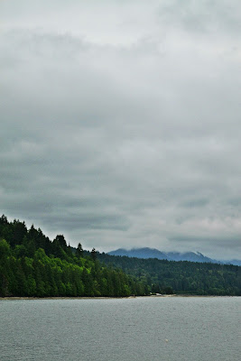 travel photography, landscape, puget sound