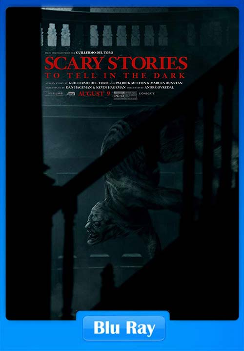 Scary Stories To Tell In The Dark 2019 720p BluRay x264 | 480p 300MB | 100MB HEVC