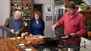 James Martin: Home Comforts ep.5 - Meals for One