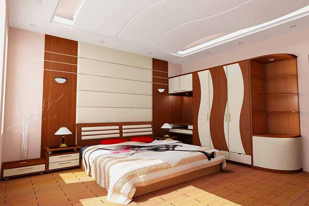 nội thất căn hộ Goldmark City