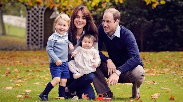 Prince George started school life at a Montessori nursery last year.