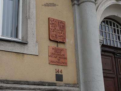 Jablunkov (Jabłonków), urząd miasta