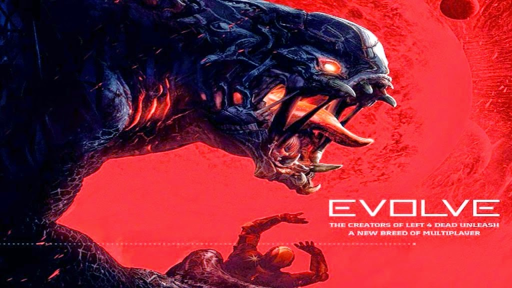 Free Download Evolve: Free Download Evolve For - Xbox One & PS4