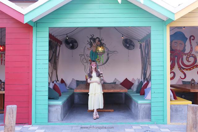 Cafe Cantik di Bali Paling Hits di Instagram