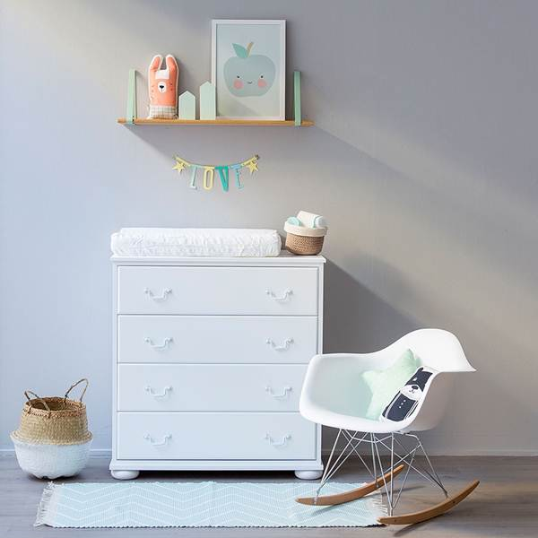 Ideas For Decorating a Children Room With Nordic Style 3