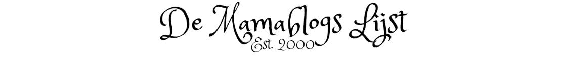 De Ultieme Mama Blogs Lijst!