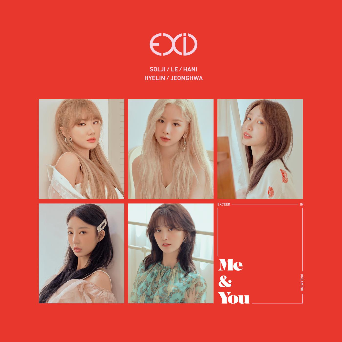 Mini Album] EXID — We [iTUNES PLUS AAC M4A] - LOONAVERSE