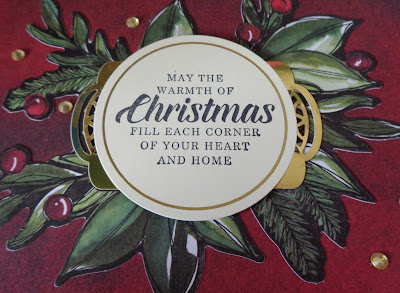 Craftyduckydoodah!, Stamp 'N Hop, September 2018. Timeless Tidings Project Kit, Susan Simpson UK Independent Stampin' Up! Demonstrator, Supplies available 24/7 from my online store,